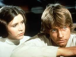 Who is older out of Luke and Leia?