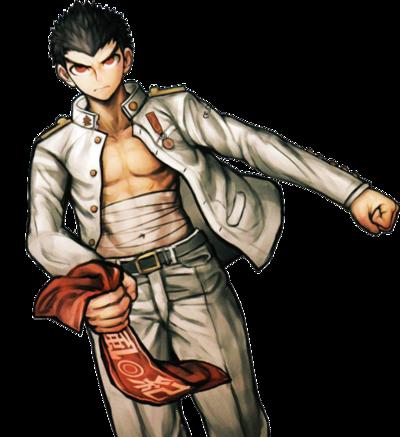 What is Kiyotaka Ishimaru's Super High School Level Talent?