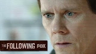 "What is the name of Kevin Bacon's character on the televisheni onyesha ""The Following?"""