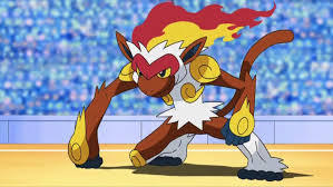 Who was Infernape's original trainer?