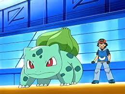 What gender is Ash's Bulbasaur