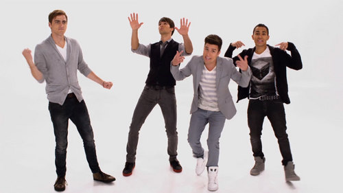 What 음악 video of Big Time Rush is this image from?