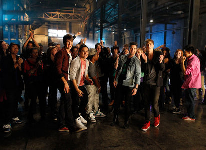 What música video of Big Time Rush is this image from?