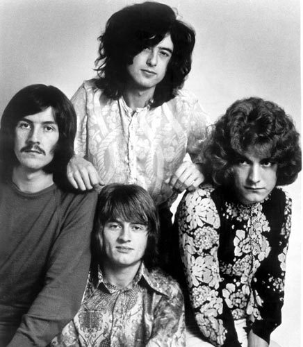 Led Zeppelin: Which song doesn't belong?