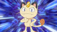 How many Moves does Team Rocket's Meowth know?