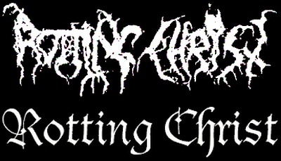 On which of these albums did Rotting Christ use a drum machine?