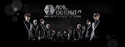 """How many members sing for their solo stage in EXO's first official solo show, concerto """"EXO FROM exo PLANET #1 - THE lost PLANET"""" ?"""