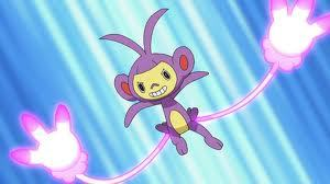What Move is Ambipom using? #2
