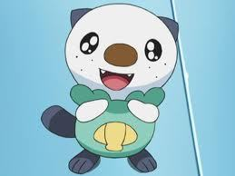 Who has and/or had a rivalry with Ash's Oshawott?
