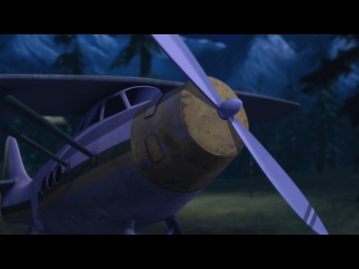 What plane does the plane in the Alpha and Omega movie look like? Does it look like a Piper Cub au a Cessna 152?