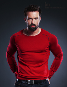 What character actor Emmett Scanlan played on In The Flesh?