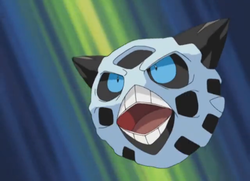 What gender is Ash's Glalie?