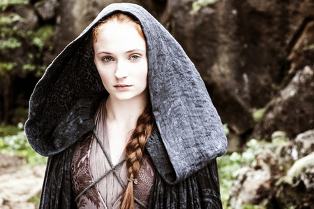 Who Is behind Sansa Stark's escape form King's Landing in the episode The Lion and the Rose?