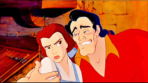 True Or False Gaston And Belle Kiss Eachother In The Broadway Version Of Beauty