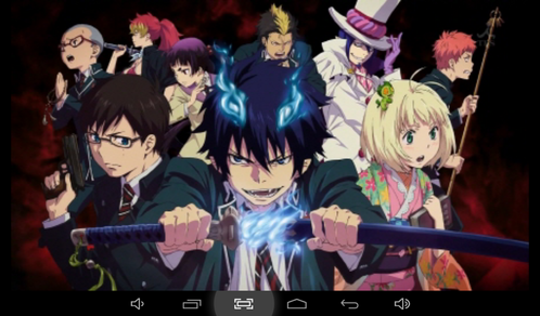 How many people are in blue exorcist?