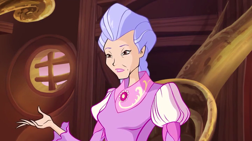 Who voices Eldora in the Nick dub?