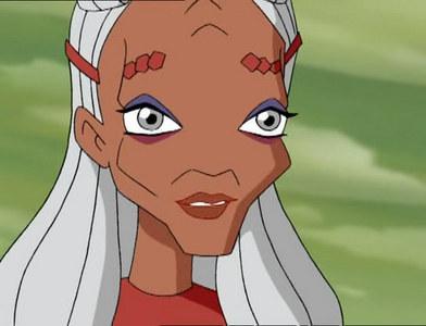 Who voices Maia in the Original (Italian) version?