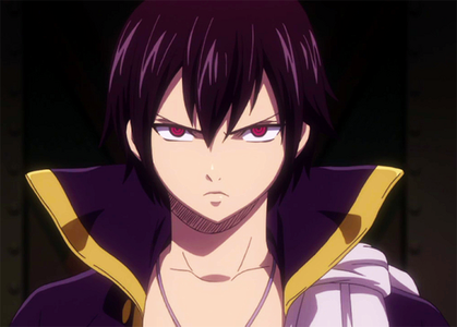Who is Zeref's Japanese voice actor?