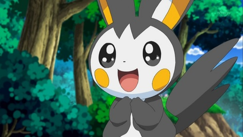What is the gender ratio for Emolga?