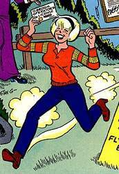 Who is Sabrina's only friend in Riverdale who knows that she's a witch?