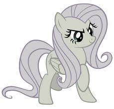 Did Twilight and applejack decide to leave Fluttershy believing that when she turned into her grey form it was just a dream?
