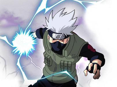 Who is Kakashi's eternal rival?