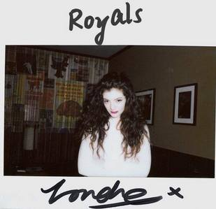 "True ou False: It took Lorde 2 hours to write ""Royals."""