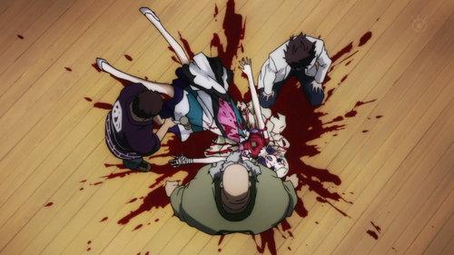 Chizuru is killed in episode