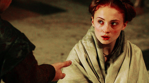 Which of these quotes has NOT been said by Sansa?
