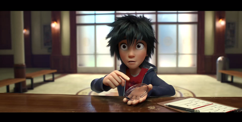 How old is Hiro?