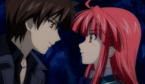 These two are from what Anime?