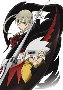 Which chinese weapon moves are similiar to Maka's scythe moves?