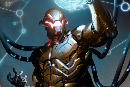 Who was the original creator of Ultron in the comics?