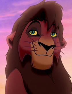 In Swahili, Kovu means ......