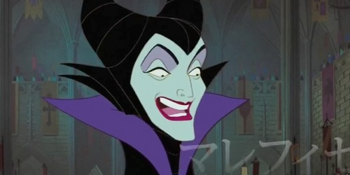 T/F Maleficent is disney's most evil disney female villian