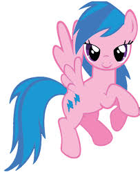 Who was this pony originally supposed to be?