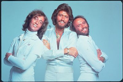 Which Bee Gees song is NOT heard during the movie?