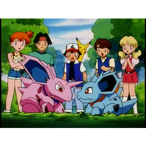 """In the episode """"Wherefore Art Thou, Pokémon?"""" what was the relationship between Ralph's Nidorino (Tony) and Emily's Nidorina (Maria)?"""