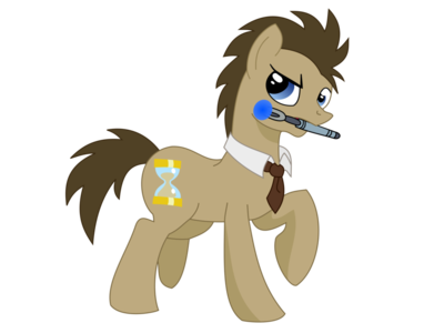 true or false is dr.who a brony