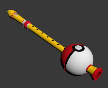 In Which Town Do You Get The PokeFlute?