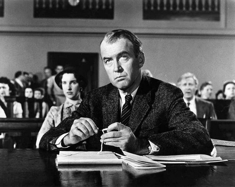 """Who directed the 1959 film """"Anatomy of a Murder"""", starring James Stewart?"""