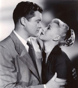 """Besides """"Kitty Foyle"""", what other film stars Ginger Rogers and Dennis Morgan?"""