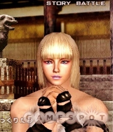 Which character did Lili told in Tekken 5 that he had robust eyebrows like her father?