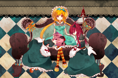 What is Mami's witch form, Candeloro's nature?