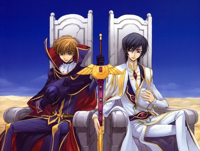 Who became the emperor after Lelouch Vi Britannia?