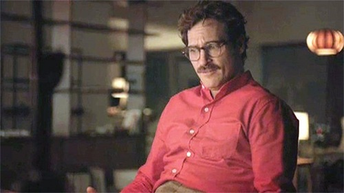 "True au False: Got his 4th Oscar nomination for his performance as Theodore in Spike Jonze's ""Her"""