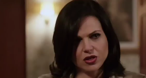 4x1 Which of the characters listed below Regina HAD trap in a sell?