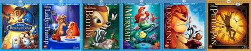 ★ What Disney Movie is the Fourth Entry in Disney's Elite Diamond Edition Line? ★