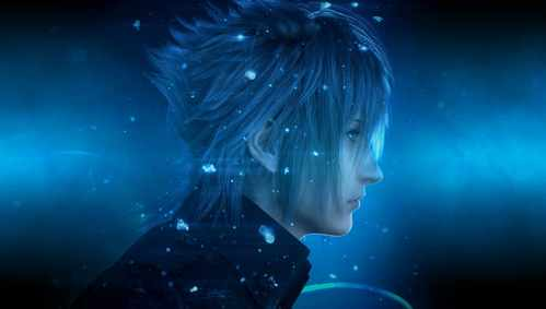 What two traits of Noctis's changes with his emotions?
