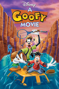 What год was 'A Goofy Movie' released to theaters?